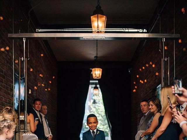 Wyatt and Tyra's wedding in Vancouver, British Columbia 69