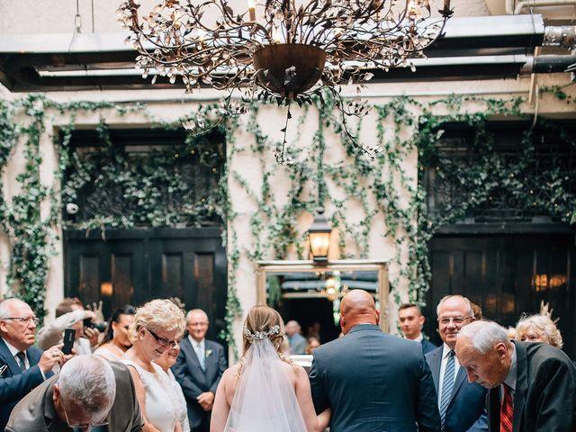 Wyatt and Tyra's wedding in Vancouver, British Columbia 74