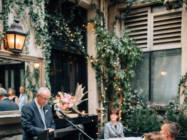 Wyatt and Tyra's wedding in Vancouver, British Columbia 77
