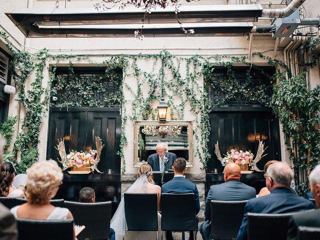 Wyatt and Tyra's wedding in Vancouver, British Columbia 81