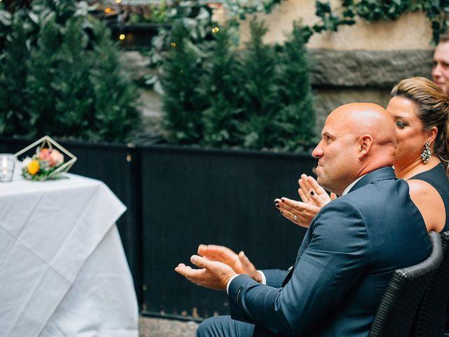 Wyatt and Tyra's wedding in Vancouver, British Columbia 86