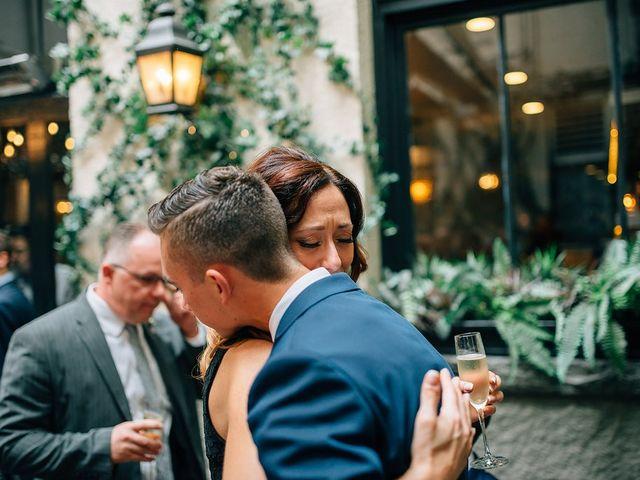 Wyatt and Tyra's wedding in Vancouver, British Columbia 2