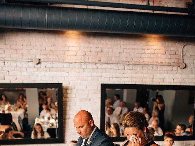 Wyatt and Tyra's wedding in Vancouver, British Columbia 100