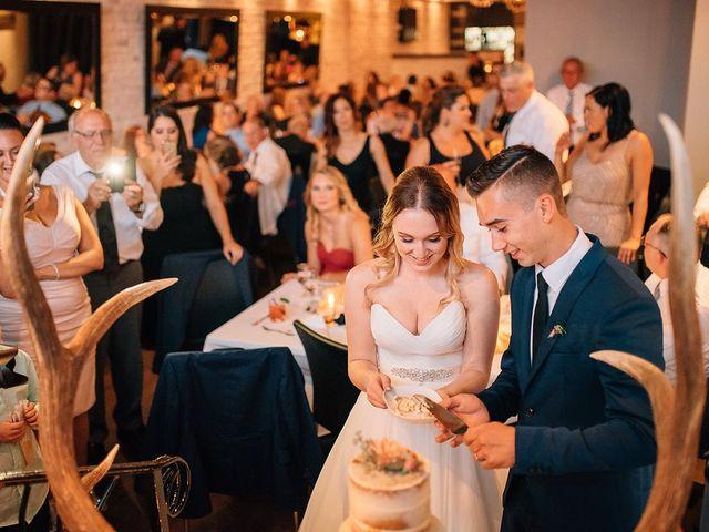 Wyatt and Tyra's wedding in Vancouver, British Columbia 108