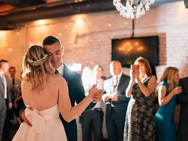 Wyatt and Tyra's wedding in Vancouver, British Columbia 110