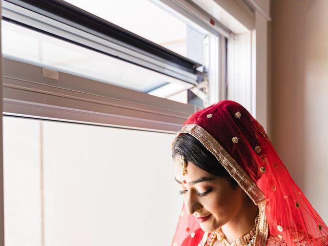 Tanmay and Sasha's wedding in Burnaby, British Columbia 5