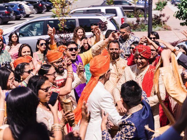 Tanmay and Sasha's wedding in Burnaby, British Columbia 11