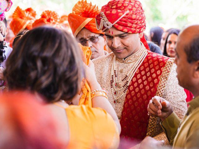 Tanmay and Sasha's wedding in Burnaby, British Columbia 14