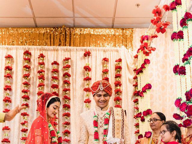 Tanmay and Sasha's wedding in Burnaby, British Columbia 18