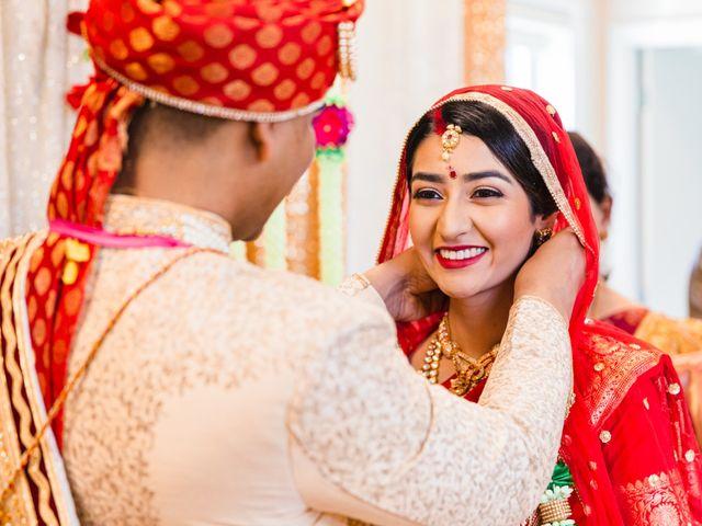 Tanmay and Sasha's wedding in Burnaby, British Columbia 20
