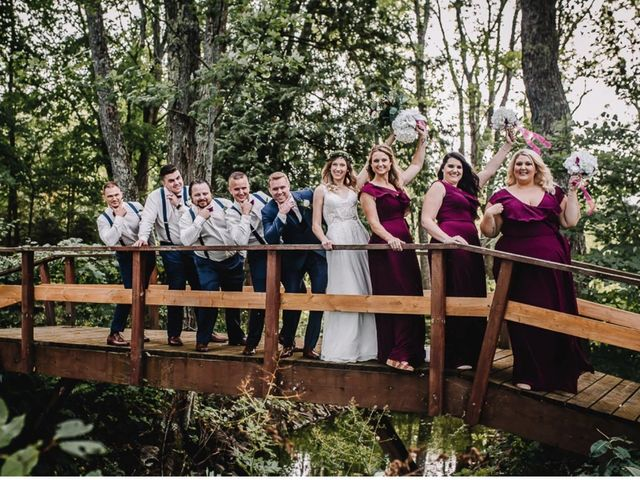 Bethany and Todd's wedding in Coboconk, Ontario 22