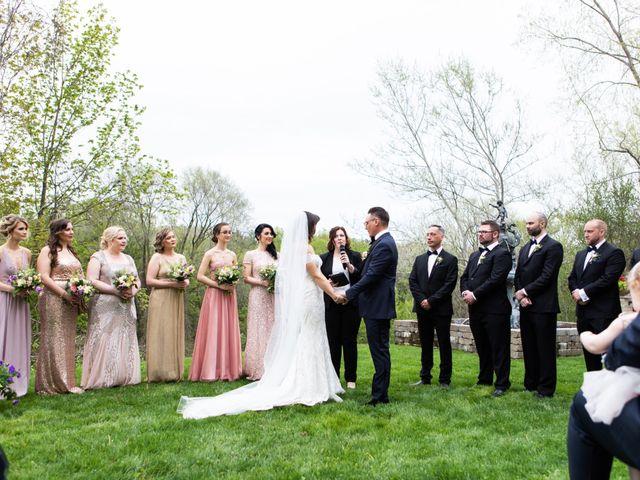 The wedding of Zsuzsi and Josh