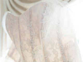 The wedding of Mallory and Jonathan 1