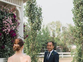 The wedding of Kate and Matt 1