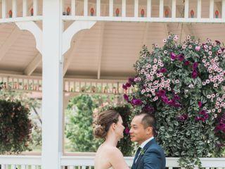 The wedding of Kate and Matt 2