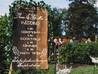 The wedding of Dana and Collin 3
