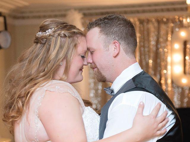 The wedding of Mallory and Jonathan