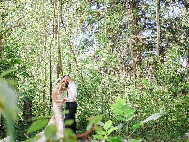 The wedding of Dana and Collin