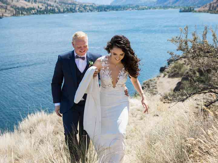 The wedding of Ailen and Chad