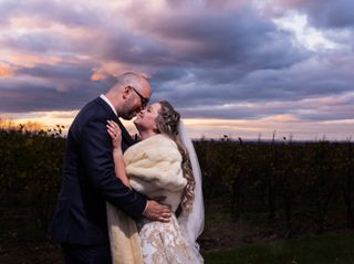 The wedding of Irena and Evan