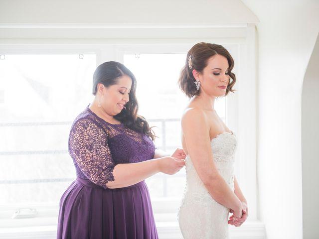 Jason and Lindsay's wedding in Toronto, Ontario 9