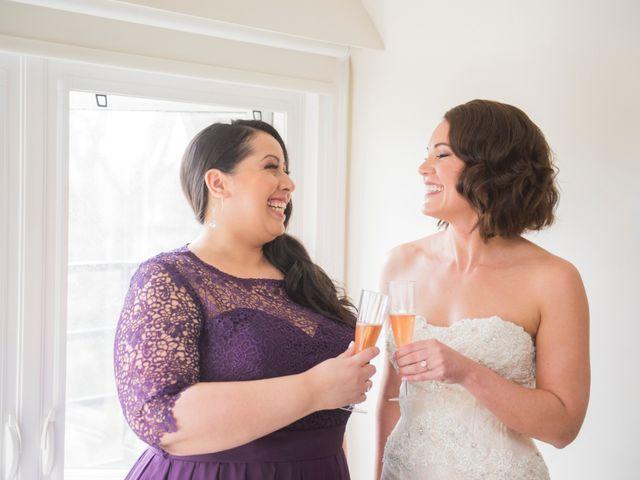 Jason and Lindsay's wedding in Toronto, Ontario 16