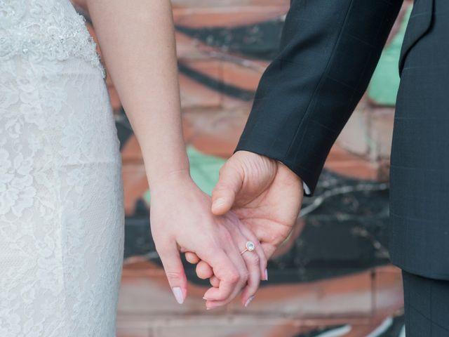 Jason and Lindsay's wedding in Toronto, Ontario 19