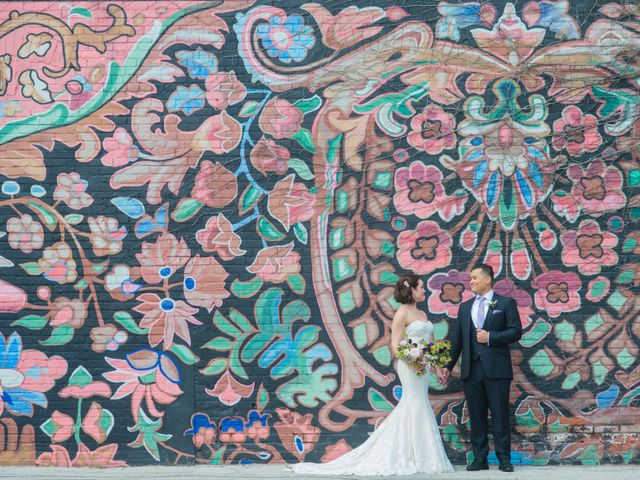 Jason and Lindsay's wedding in Toronto, Ontario 20