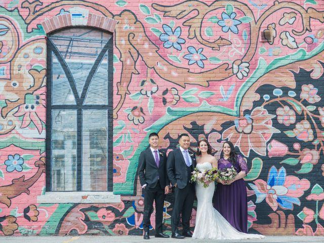 Jason and Lindsay's wedding in Toronto, Ontario 24