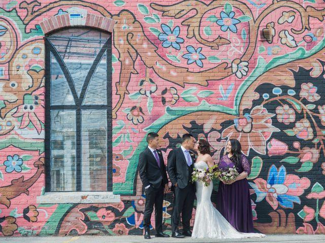 Jason and Lindsay's wedding in Toronto, Ontario 25