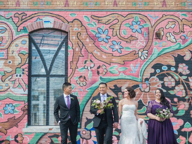 Jason and Lindsay's wedding in Toronto, Ontario 26