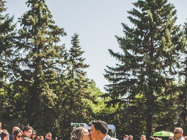 Andrew and Carlie's wedding in Niverville, Manitoba 5