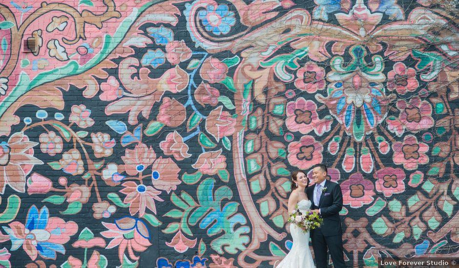 Jason and Lindsay's wedding in Toronto, Ontario