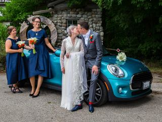 The wedding of Connie and Antoine 3