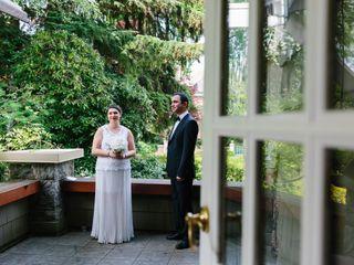 The wedding of Roxana and Saeed 1