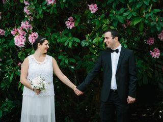 The wedding of Roxana and Saeed
