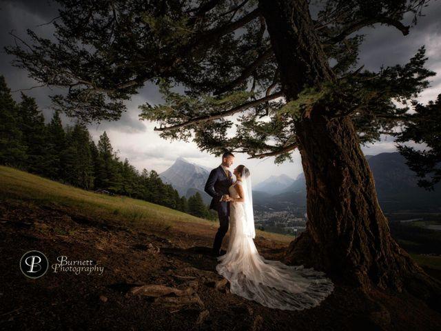 The wedding of Lais and Simon