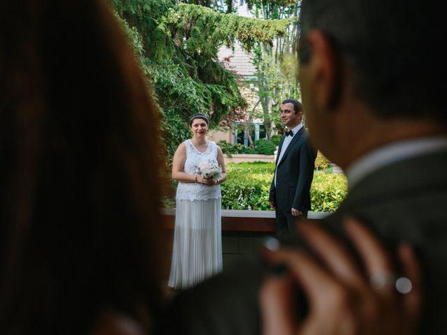 Saeed and Roxana's wedding in Vancouver, British Columbia 5