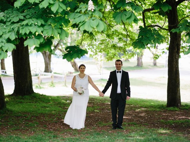 Saeed and Roxana's wedding in Vancouver, British Columbia 18