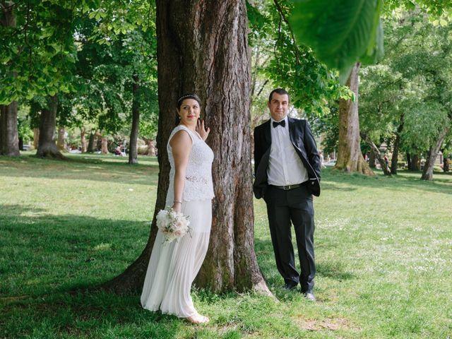 Saeed and Roxana's wedding in Vancouver, British Columbia 19