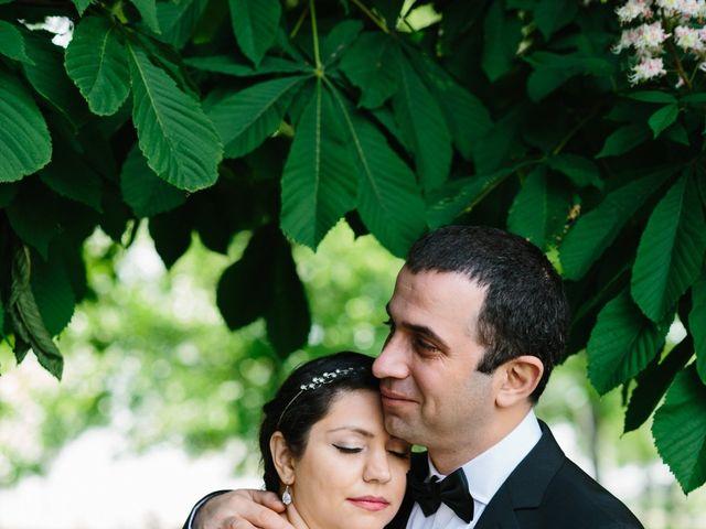 Saeed and Roxana's wedding in Vancouver, British Columbia 22