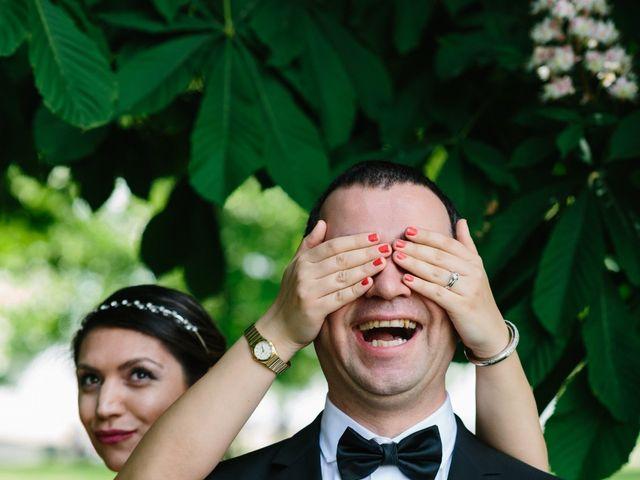 Saeed and Roxana's wedding in Vancouver, British Columbia 24