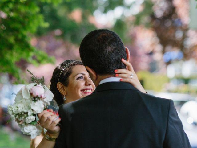 Saeed and Roxana's wedding in Vancouver, British Columbia 25