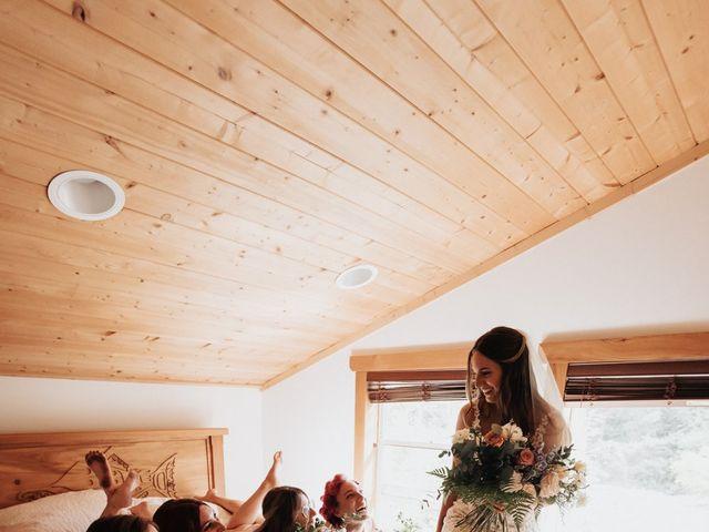 James and Tiffany's wedding in Tofino, British Columbia 7