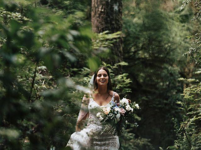 James and Tiffany's wedding in Tofino, British Columbia 9