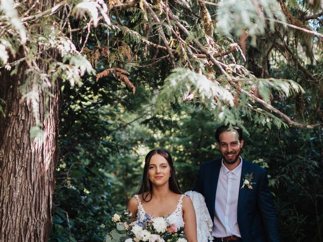 James and Tiffany's wedding in Tofino, British Columbia 13
