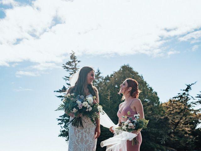 James and Tiffany's wedding in Tofino, British Columbia 17
