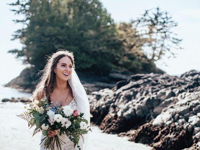 James and Tiffany's wedding in Tofino, British Columbia 19