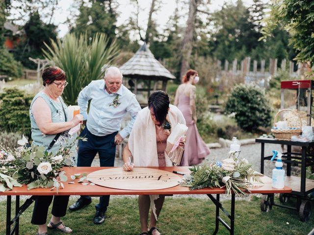 James and Tiffany's wedding in Tofino, British Columbia 31