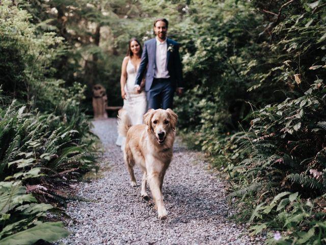 James and Tiffany's wedding in Tofino, British Columbia 36